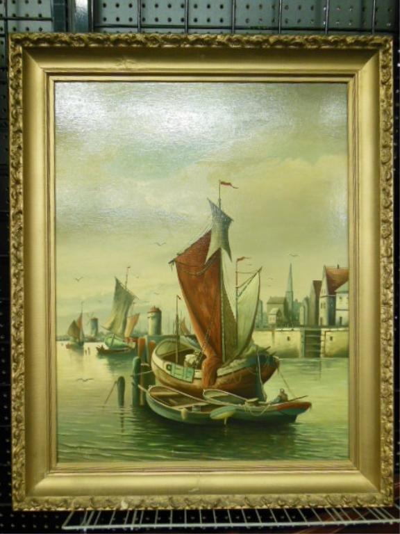 B. Merritt, o/b, Dutch Harbor