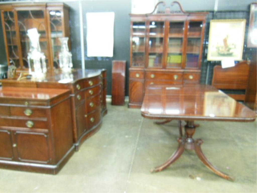 Federal Style 4pc Dining Room Set