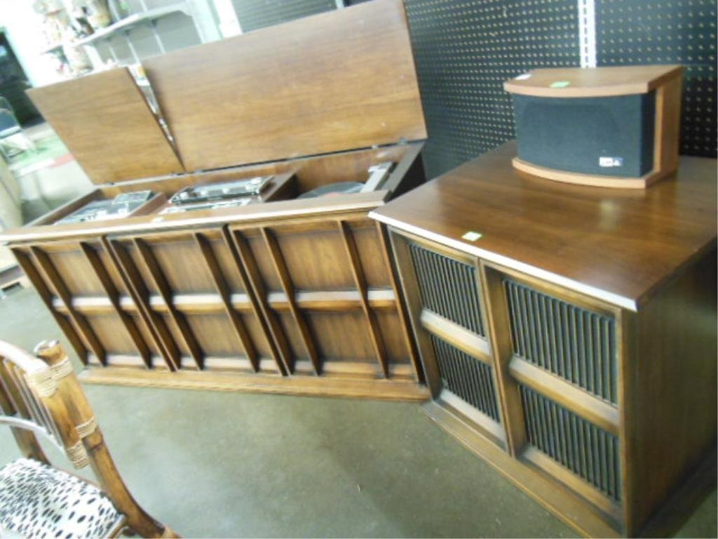 Vintage Marantz/McIntosh Console Hi-Fi System