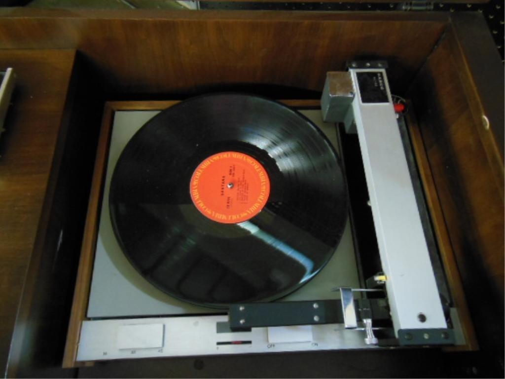 Vintage Marantz/McIntosh Console Hi-Fi System - 5