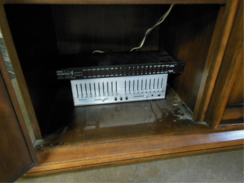 Vintage Marantz/McIntosh Console Hi-Fi System - 6