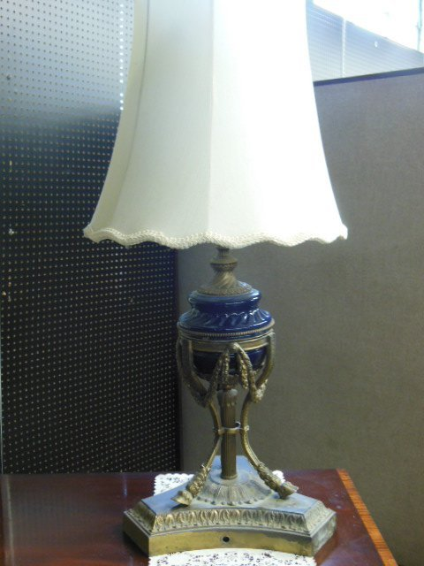 French Empire Style Table Lamp