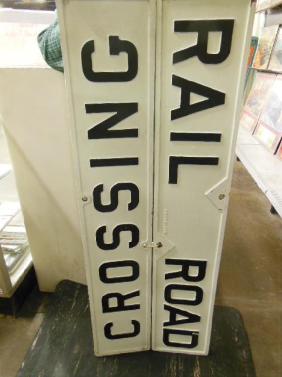 "Cast Iron ""Cross Sign"""