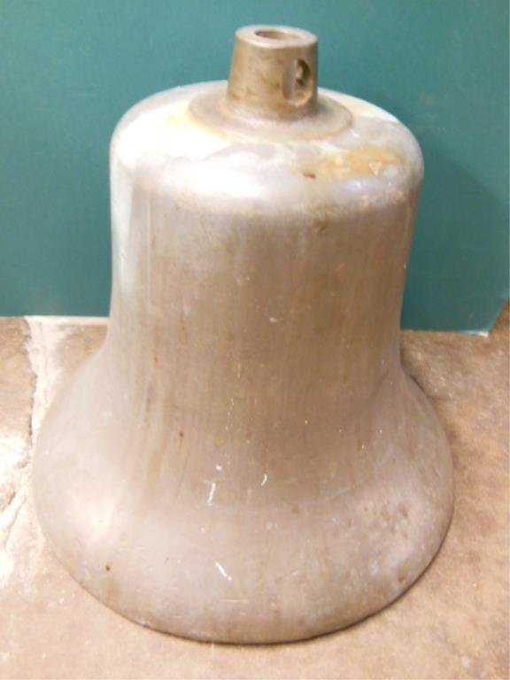 Cast Brass Steam Engine bell