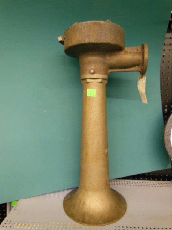 Air Horn diesel solid brass