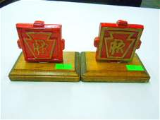 2 PRR Cast Iron Display Item