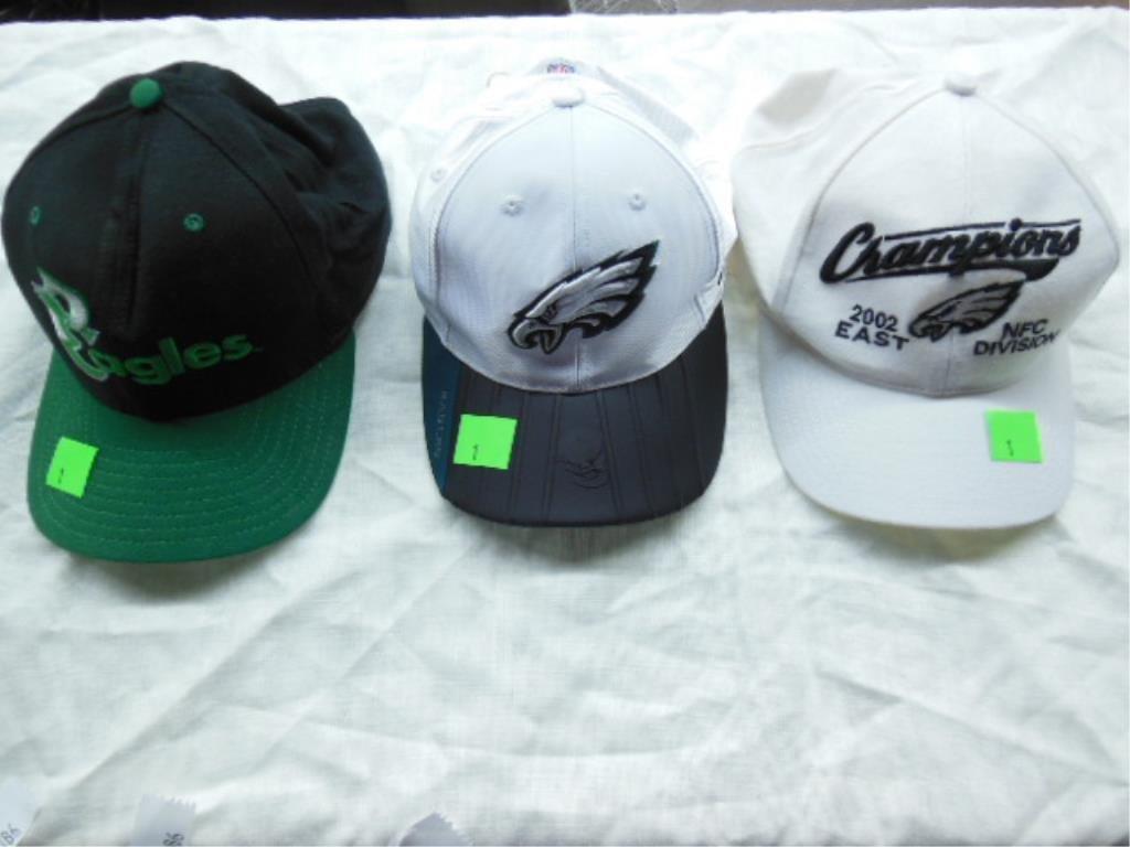 3 Eagles Hats