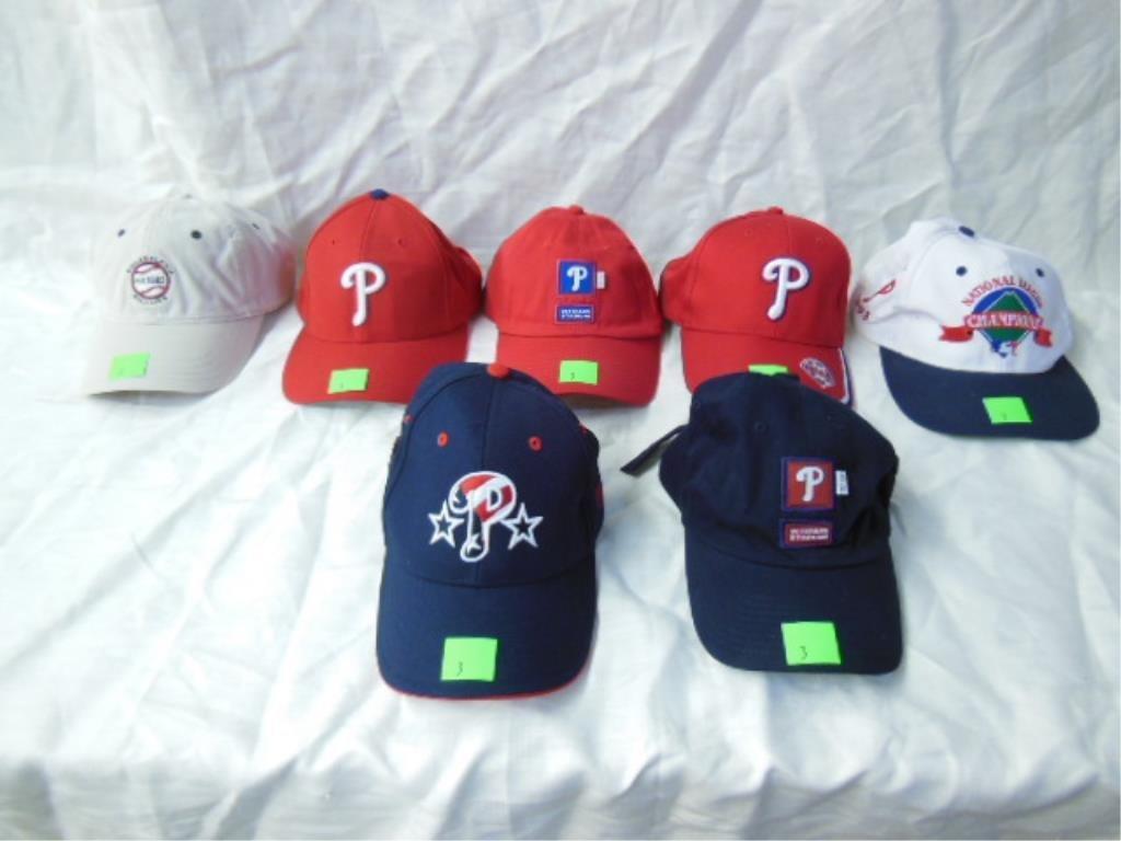 7 Philadelphia Phillies Hats