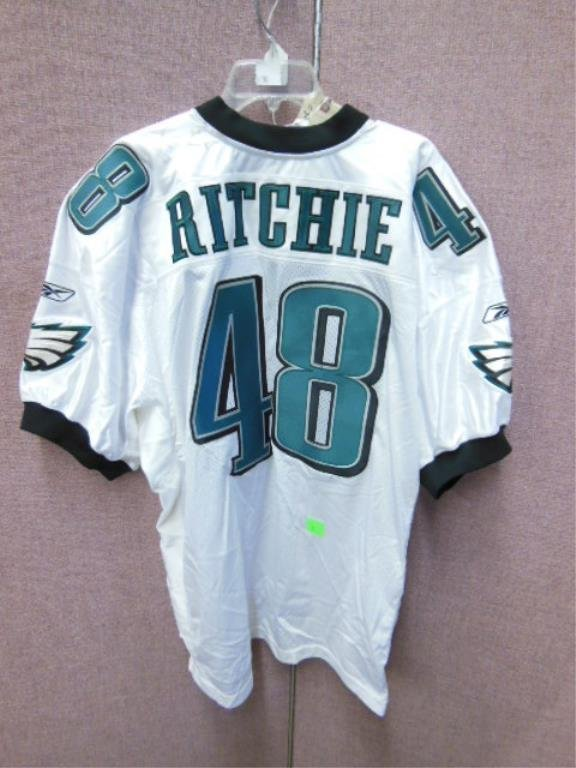 Jon Richie #48 eagles Jersey