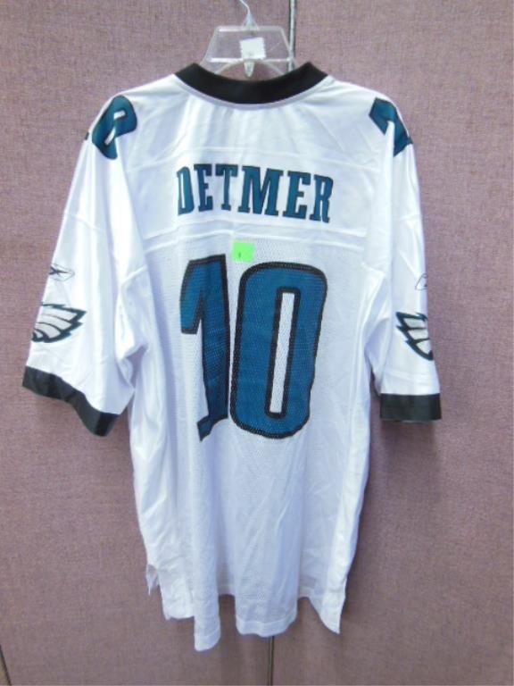 Koy Detmer #10 Eagles Jersey