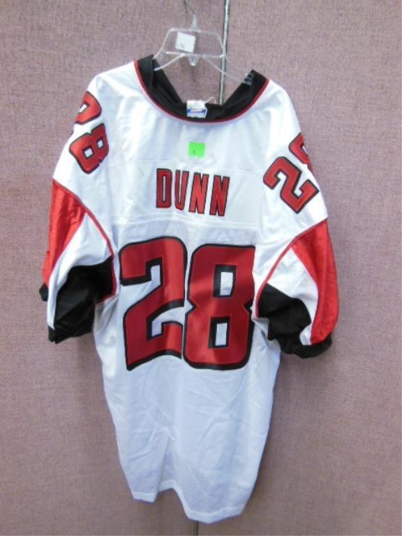 Warrick Dunn #28 Atlanta Falcons Jersey