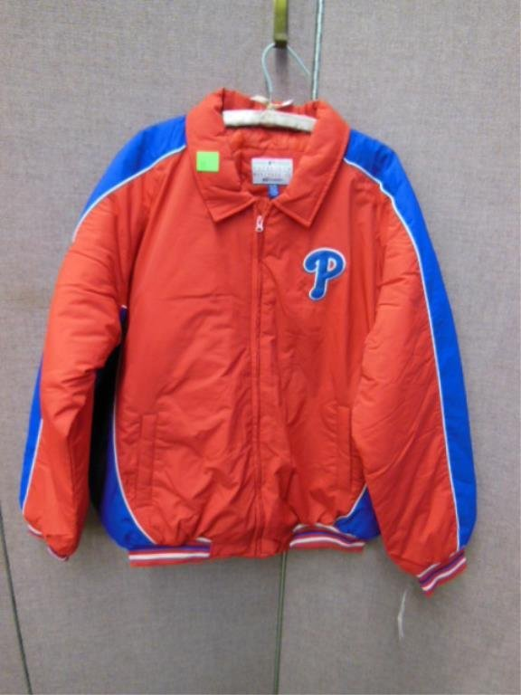 Phillies Quilted Jacket