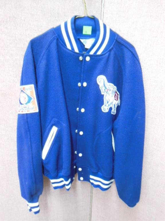 Retro Philadelphia Athletics Jacket