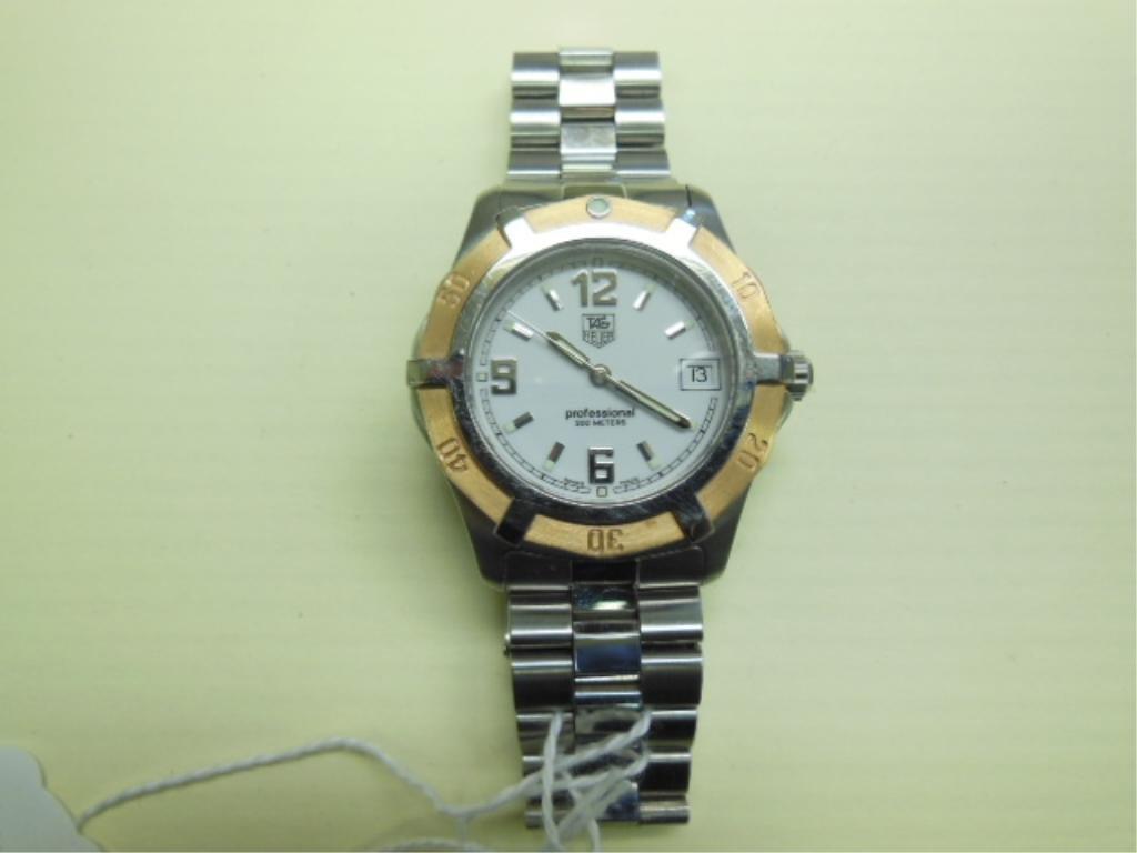 Tag Hauer Gents Wrist Watch