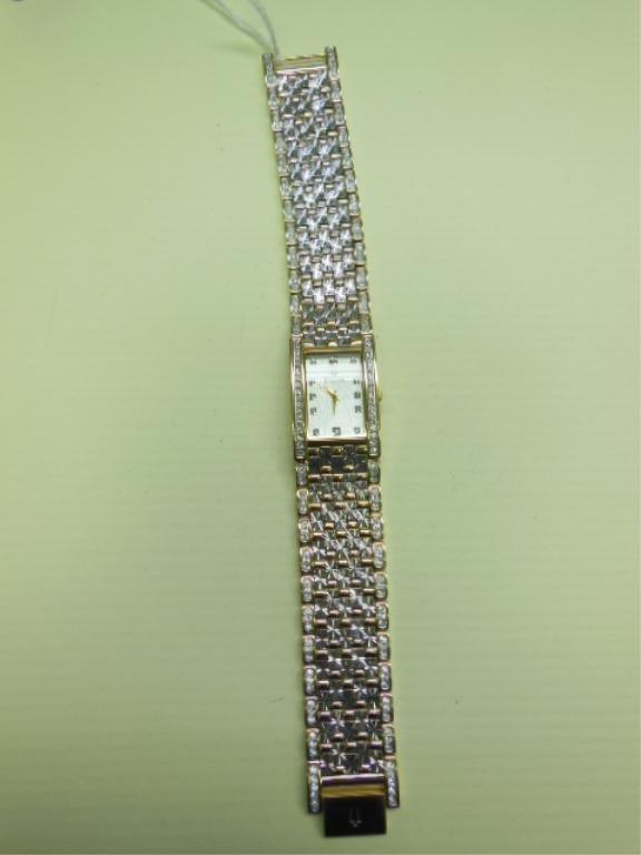 Bulova Gents Dress Wrist Watch