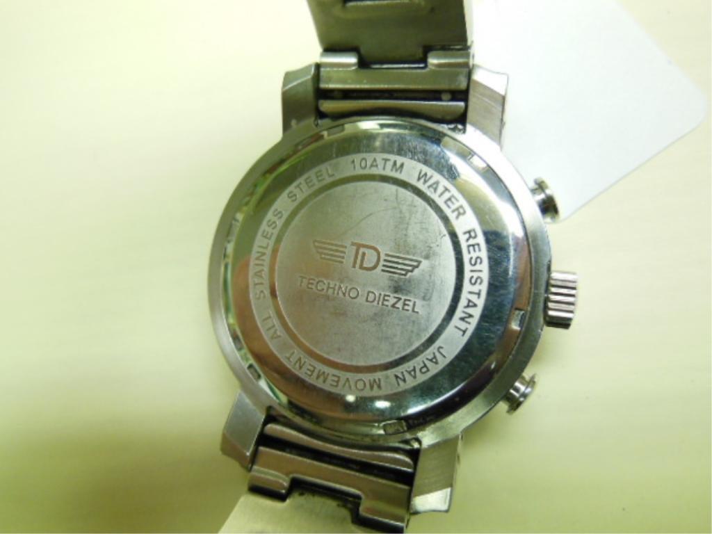 Techno Diezel Gents Wrist Watch, Chronograph - 4