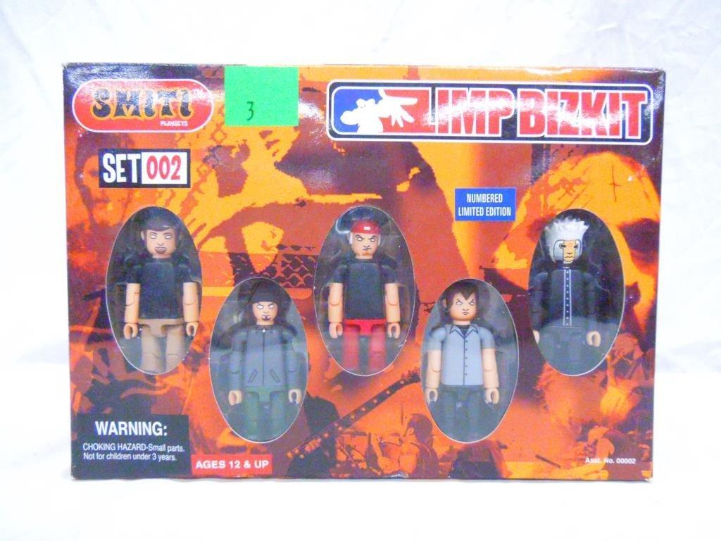 Limp Bizkit Limited Edition Figure Set # 002