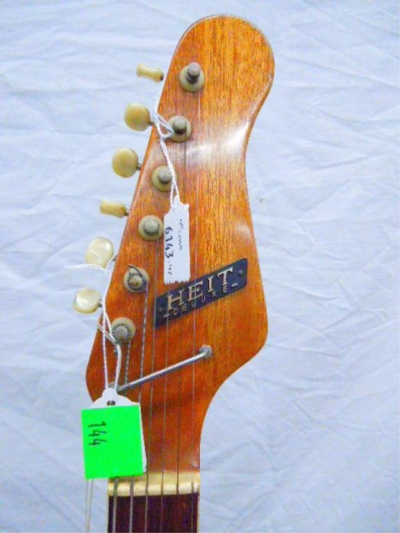 Heit Deluxe Electric Guitar, No case. - 3