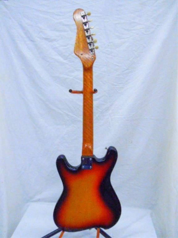 Heit Deluxe Electric Guitar, No case. - 4