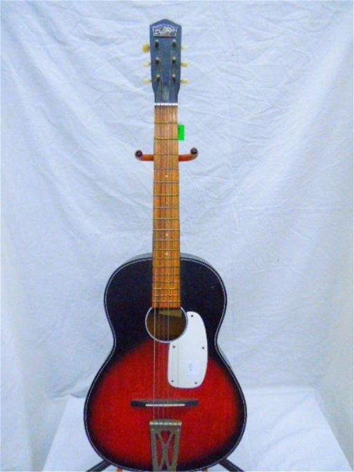 Del-Rey Model G-100 Youth Acoustic Guitar