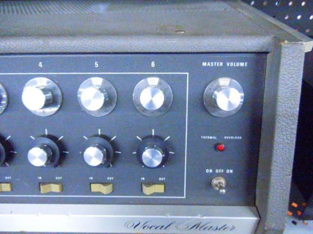 Shure Vocal Master VA-300C Control Console - 4