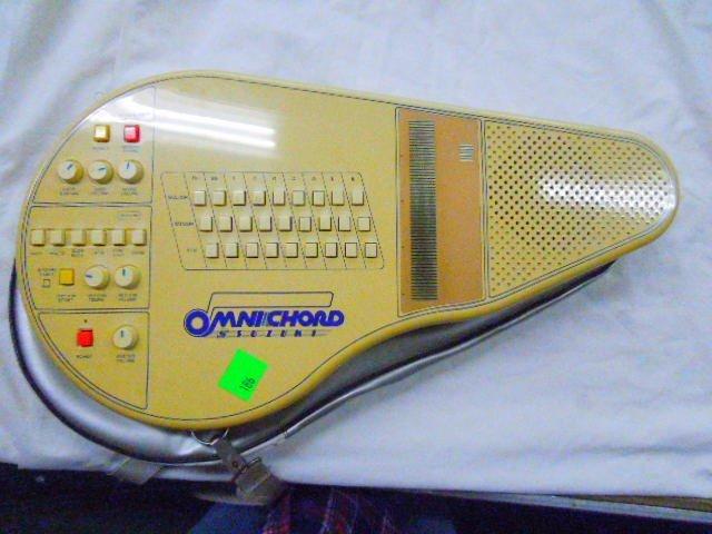Omnichord Electric Autoharp By Suzuki