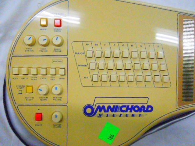Omnichord Electric Autoharp By Suzuki - 2