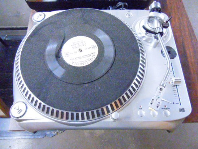 Accurian Professional Turntable