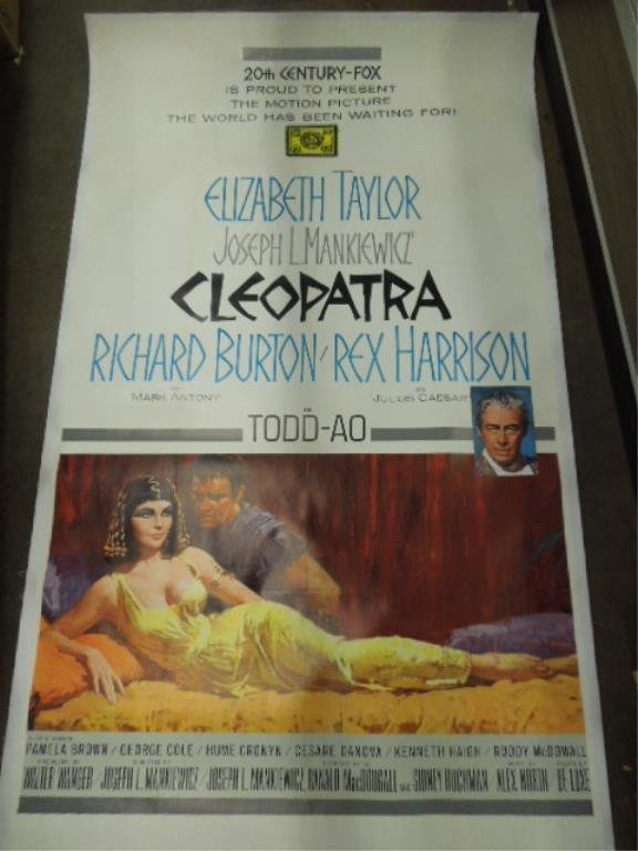 """Marquis """"Cleopatra Poster"""