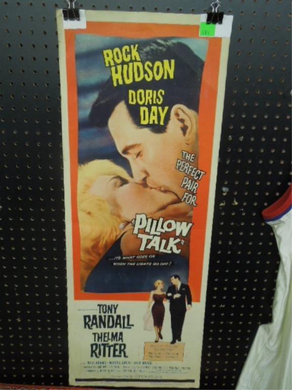 "Movie Poster ""Pillow Talk"""