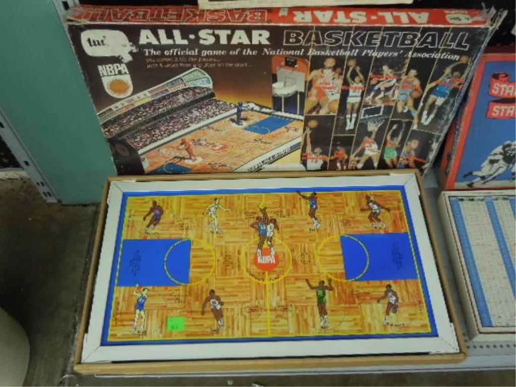 Tudor All-Star Basketball Game