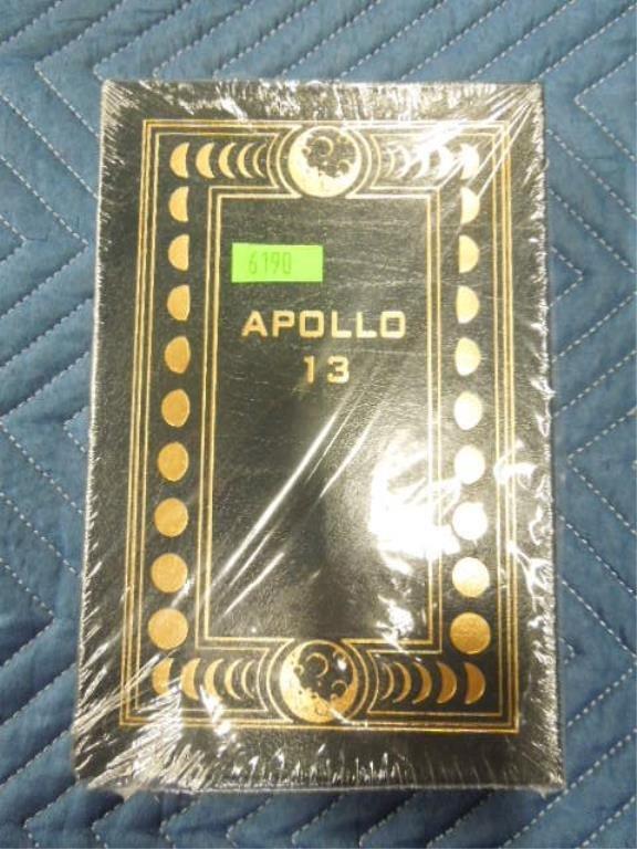 Book - Apollo 13 (Signed)