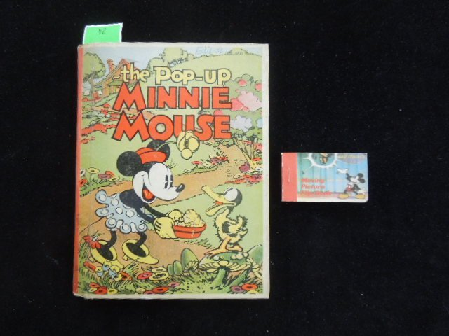 Disney Pop up and Flip Book