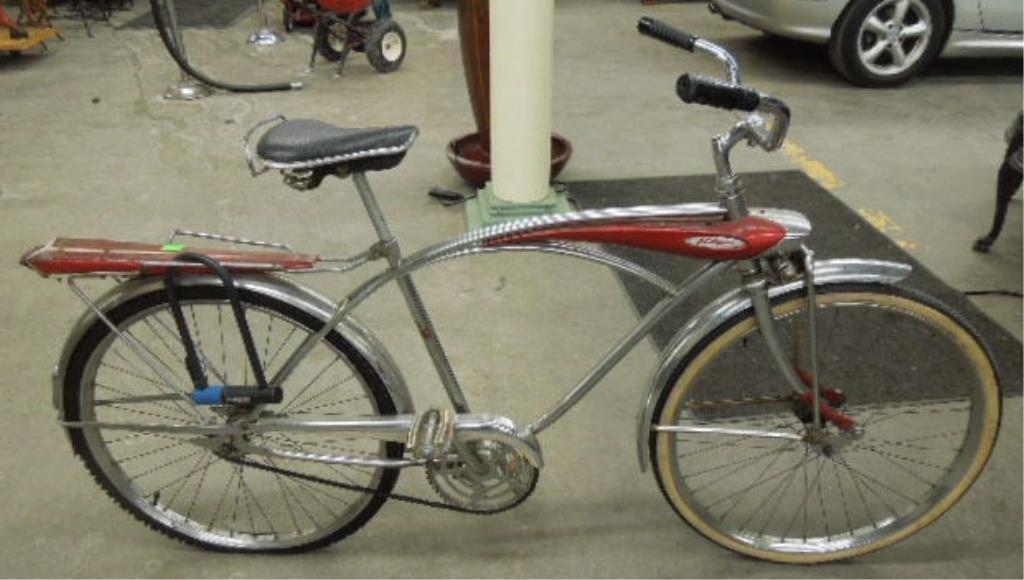 J.C. Higgins Bicycle, 23' Tires