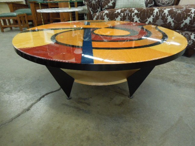 Modern Coffee Table [signed]