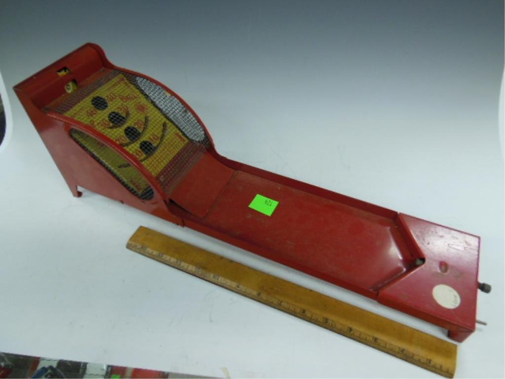 Table Top Skee Ball Game By Wyandotte Toys