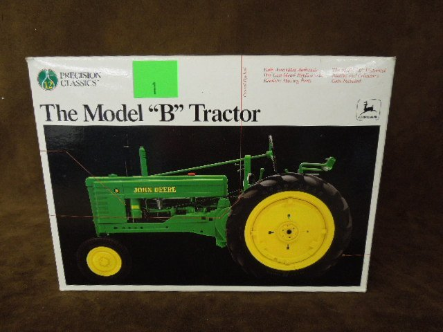 Precision Classics John Deere Die-Cast Tractor