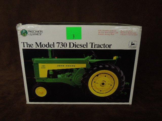 John Deere Die Cast Diesel Tractor