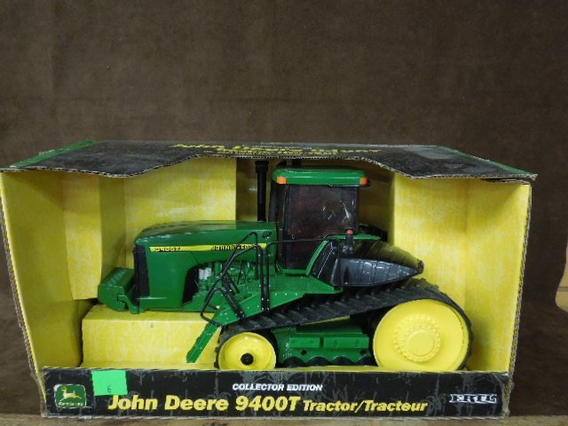 John Deere Tractor by Ertl
