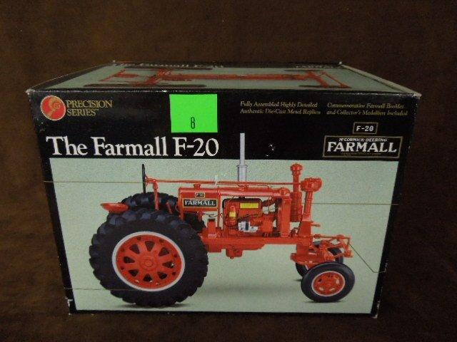 Precision Series Farmall Die Cast Tractor