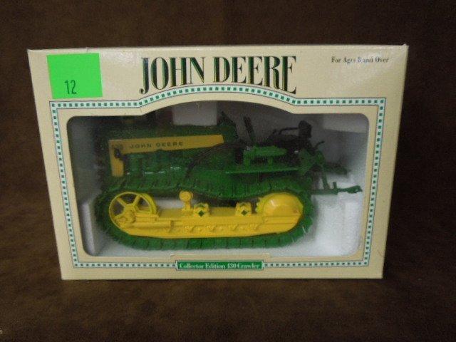 John Deere Die Cast Crawler by Ertl