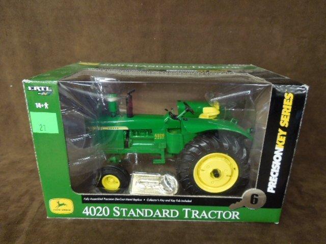 John Deere Die Cast Tractor by Ertl