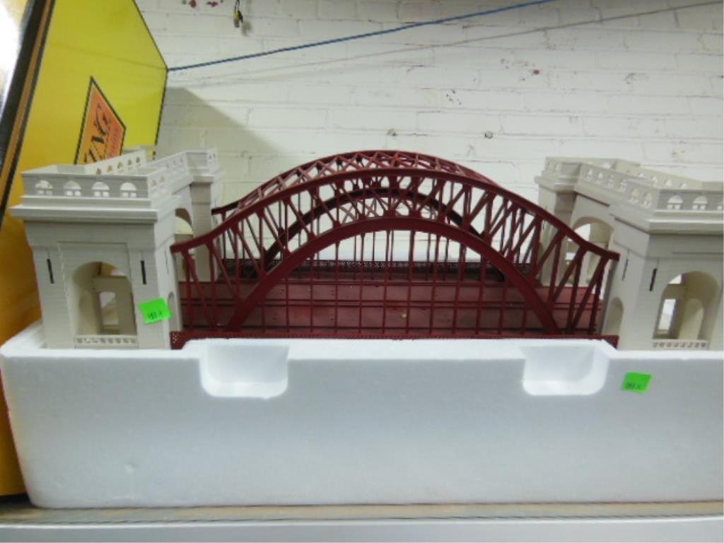 Rail King Hell Gate Bridge