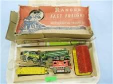Ranger Mechanical Train Set