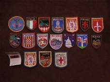 U.S. Military Ribbon Bars, Buttons & Patches