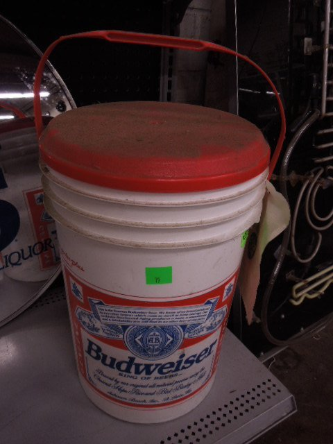 Budweiser Super Cooler