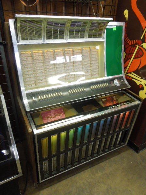 Vintage Rock-Ola Model 442 Jukebox