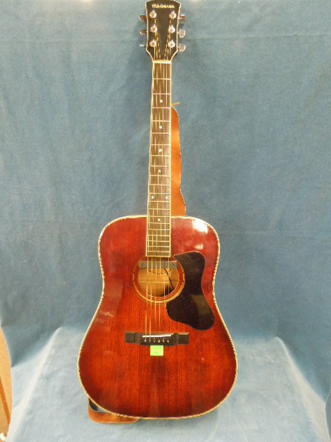 Madeira Acoustic Guitar by Guild