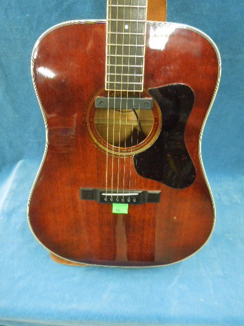 Madeira Acoustic Guitar by Guild - 2