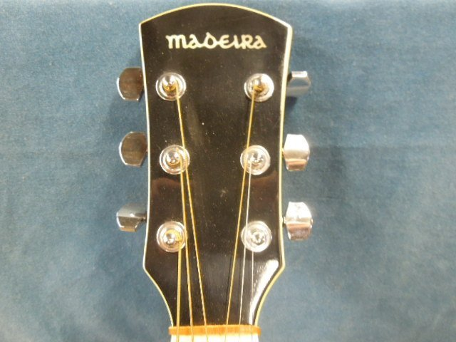 Madeira Acoustic Guitar by Guild - 4